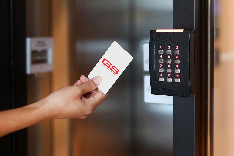 contrôle accès systèmes sécurité alarmes