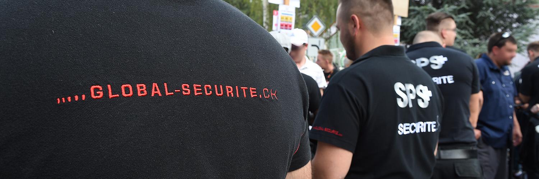 Manifestation sécurité events